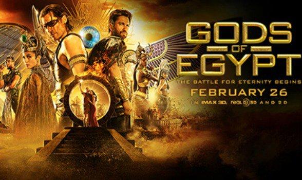 Gods of Egypt | Charlotte Sometimes