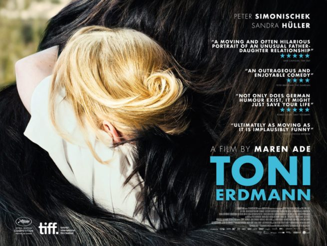 Image result for toni erdmann poster
